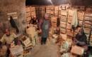 Akdeniz Limonları Kapadokyada Saklanıyor