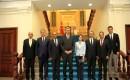 Barolar; Avukatlık Yasası Adalet Bakanı ile Görüştü