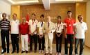 Dünya Şampiyonu Başarılı Sporculara Vali Çakacakdan Ödül