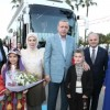 Erdoğan, Mersin Valiliği ve Büyükşehir Belediyesini Ziyaret Etti