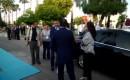 Erdoğan, Mersin Valiliği ve Mersin Büyükşehir Belediye Başkanlığı'nı Ziyaret Etti