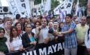 Hdpye Yönelik Saldırılar Beyoğlunda Protesto Edildi
