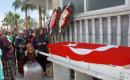 Libyadaki Bombalı Saldırıda Ölen Kaptan Son Yolculuğuna Uğurlandı