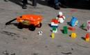 Mersin – Suruç Katliamına Oyuncaklı Protesto