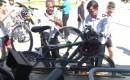 Mersin'de Caretta Bisiklet Festivali Başladı