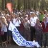Mersin'de 'Çöplük İstemiyoruz' Eylemi