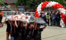 Mersinde Engelli Öğrenciler İçin Spor Salonu Açıldı