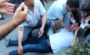 Mersinde Protestocu Gruba Ateş Açıldı: 2 Yaralı