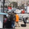 Mersin'de Sahil Güvenlik 150 Suriyeli Mülteciyi Yakaladı