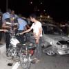 Mersinde Trafik Kazası : 1 Ölü, 1 Yaralı