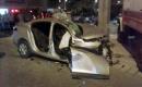 Mersinde Trafik Kazası: 2 Ölü, 2 Yaralı