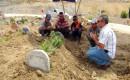 Mersinde Yol Süpürme Aracında Ölen Çocuk Toprağa Verildi