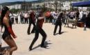 Silifke – Yat Şenliğine Rus Dansçı Kızlardan Gösteri
