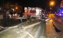 Silifkede Ambulans Kaza Yaptı: 2 Yaralı