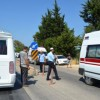 Silifkede Öğrenci Dolu Minibüs Tıra Çarptı: 3 Çocuk Yaralı