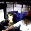 Yolcu Otobüsü ile Para Nakil Aracının Çarpışma Anı