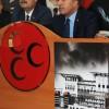 Yolsuzluk ve Saray Afişlerinin Toplatılmasına MHPden Tepki