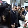 CHP'LİLER ÖZGECAN ASLAN'I MEZARI BAŞINDA ANDI