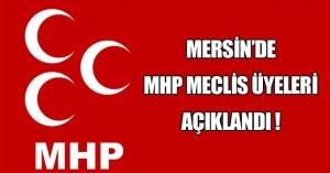 MHP-MERSİN