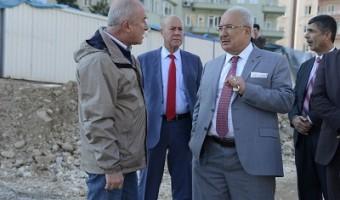 Başkan Kocamaz Tulumba Bat-Çık İnşaatı'nda İncelemelerde Bulundu  (5)