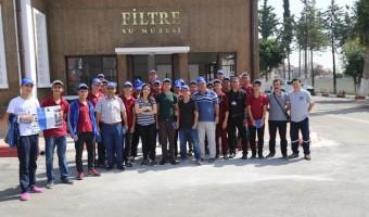 öğrenciler su müzesini gezdiler (12)