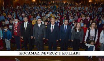 BAŞKAN KOCAMAZ, NEVRUZ'U KUTLADI (6) (1)